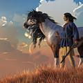 Guardians Of The Plains by Daniel Eskridge
