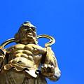 Guarding The Temple by Julian Regan