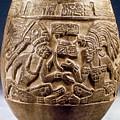 Guatemala: Mayan Vase by Granger
