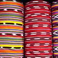 Guatemalan Textiles 2 by Douglas Barnett