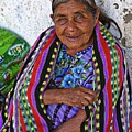 Guatemalan Woman by Tatiana Travelways