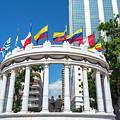 Guayaquil Rotonda by Jess Kraft