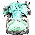Gucci Blue Perfume by Del Art