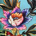 Garden Flower by Ceil Diskin