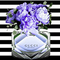 Gucci Perfume Violet by Del Art