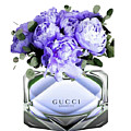 Gucci Perfume With Flower by Del Art
