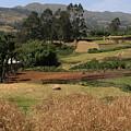 Guge Mountain Range Southern Ethiopia by Aidan Moran