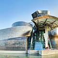Guggenheim Bilbao Long by Weston Westmoreland