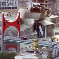 Guggenheim Bilbao Museum II by Rafa Rivas