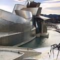 Guggenheim Bilbao Museum by Rafa Rivas