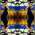 Guiar-symmetrical Art by Elizabeth A Soroka