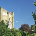 Guildford Castle by Julian High