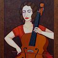 Guilhermina Suggia - Woman Cellist Of Fire by Madalena Lobao-Tello