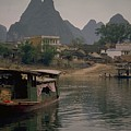 Guilin Limestone Peaks by Travel Pics