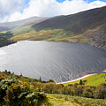 Guinness Lake In Wicklow Mountains  Ireland by Semmick Photo