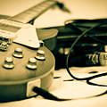 Guitar And Jack by Emilie Sullivan