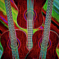 Guitar Fantasy Four by Richard Farrington