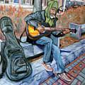 Guitar Man by Jason Gluskin