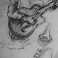 Guitarist by Jamey Balester