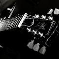 Guitarist by Stelios Kleanthous
