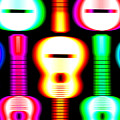 Guitars On Fire 4 by Andy Smy