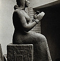 Gula, Mesopotamian Goddess Of Healing by Wellcome Images