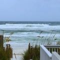 Gulf Coast Waves by Debra Forand