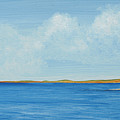 Gulf Impression 1 by Paul Gaj
