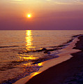 Gulf Of Mexico Sunset by Thomas R Fletcher