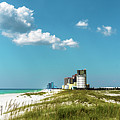 Gulf Shores Al Beach Seascape 1610a by Ricardos Creations