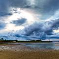 Gulf Storm by Rich Leighton