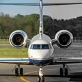 Gulfstream Aerospace G500 I-delo Frontal.nef by Roberto Chiartano