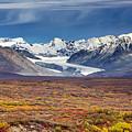 Gulkana Glacier by Ed Boudreau