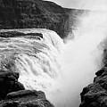 Gullfoss Waterfall Iceland by Joe Fox