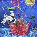 Gull's Bounty by Pietra Castellani