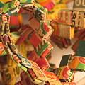 Gumball Chain by Susie DeZarn