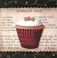 Gumdrop Cupcake by Catherine Holman