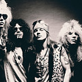Guns N' Roses - Band Portrait by Andrea Mazzocchetti