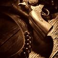 Gunslinger Tool by American West Legend By Olivier Le Queinec