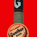 Gunther Beer by Jost Houk