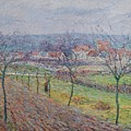 Gustave Loiseau 1865 - 1935 Big Spring Landscape by Adam Asar