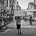 Guwahati In Black And White by Roberto Pagani