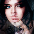 Gwen Finley's Friend by Maciej Mackiewicz