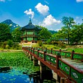 Gyeongbokgung Palace by Unsplash