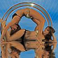 Gymnastic Girls 1209185 by Rolf Bertram