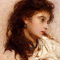 Gypsy Girl by George Elgar Hicks