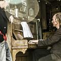 Gypsy Music by Jamie McConnachie