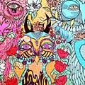 Gypsy Owl by Amy Sorrell