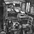Gypsy Wagon, 1879 by Granger