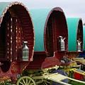 Gypsy Wagons by Kevin Sean Oconnell